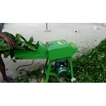 muchang  diesel engine chaff cutter machine cum pulverizer
